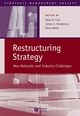 Restructuring Strategy: New Networks and Industry Challenges (1405126019) cover image