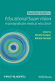 Essential Guide to Educational Supervision in Postgraduate Medical Education (1405170719) cover image