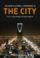 The New Blackwell Companion to the City (1405189819) cover image