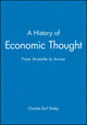 A History of Economic Thought: From Aristotle to Arrow (1557860319) cover image