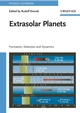 Extrasolar Planets: Formation, Detection and Dynamics (3527406719) cover image