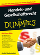 Handels- und Gesellschaftsrecht für Dummies (3527674519) cover image