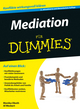 Mediation für Dummies, 2. Auflage (3527689419) cover image