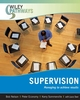 Wiley Pathways Supervision, 1st Edition (EHEP000119) cover image