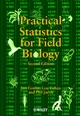 Practical Statistics for Field Biology, 2nd Edition (EHEP002319) cover image