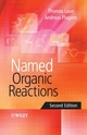 Named Organic Reactions, 2nd Edition (047001041X) cover image