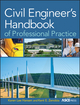 Civil Engineer's Handbook of Professional Practice (047043841X) cover image