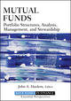 Mutual Funds: Portfolio Structures, Analysis, Management, and Stewardship  (047053091X) cover image
