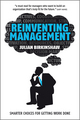 Reinventing Management: Smarter Choices for Getting Work Done (047066231X) cover image