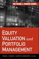 Equity Valuation and Portfolio Management (047092991X) cover image
