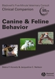 Blackwell's Five-Minute Veterinary Consult Clinical Companion: Canine and Feline Behavior