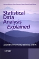 Statistical Data Analysis Explained: Applied Environmental Statistics with R (047098581X) cover image