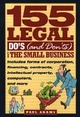 155 Legal Do's (and Don'ts) for the Small Business (047113161X) cover image