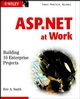 ASP.NET at Work: Building 10 Enterprise Projects (047126511X) cover image