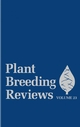 Plant Breeding Reviews, Volume 23 (047135421X) cover image