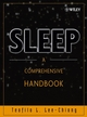 Sleep: A Comprehensive Handbook (047168371X) cover image
