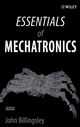Essentials of Mechatronics (047172341X) cover image