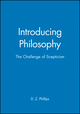 Introducing Philosophy: The Challenge of Scepticism (063120041X) cover image