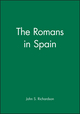 The Romans in Spain (063120931X) cover image