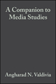 A Companion to Media Studies (063122601X) cover image
