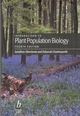 Introduction to Plant Population Biology, 4th Edition (063204991X) cover image