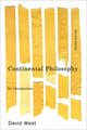 Continental Philosophy: An Introduction, 2nd Edition (074564581X) cover image