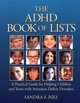 The ADHD Book of Lists: A Practical Guide for Helping Children and Teens with Attention Deficit Disorders (078796591X) cover image
