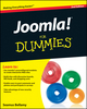 Joomla! For Dummies, 2nd Edition (111801071X) cover image