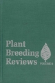Plant Breeding Reviews, Volume 6 (111806111X) cover image