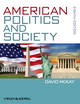American Politics and Society, 8th Edition (111826181X) cover image