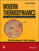 Modern Thermodynamics: From Heat Engines to Dissipative Structures, 2nd Edition (111837181X) cover image