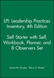 LPI: Leadership Practices Inventory 4e Self Starter with Self, Workbook, Planner, and 8 Observers Set (111868091X) cover image