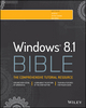 Windows 8.1 Bible (111883531X) cover image