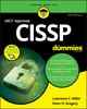 CISSP For Dummies, 6th Edition (111950581X) cover image