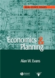Economics and Land Use Planning (140511861X) cover image