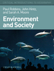 Environment and Society: A Critical Introduction (144432621X) cover image