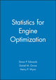 Statistics for Engine Optimization (186058201X) cover image
