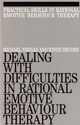 Dealing with Difficulities in Rational Emotive Behaviour Therapy (186156001X) cover image