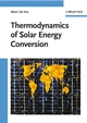 Thermodynamics of Solar Energy Conversion (352740841X) cover image
