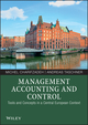 Management Accounting and Control: Tools and Concepts in a Central European Context (352750821X) cover image