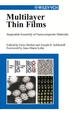 Multilayer Thin Films: Sequential Assembly of Nanocomposite Materials (352760541X) cover image