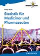Statistik für Mediziner und Pharmazeuten (352766971X) cover image