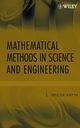 Mathematical Methods in Science and Engineering (0470041420) cover image