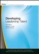 Developing Leadership Talent