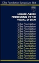 Higher-Order Processing in the Visual System (0470514620) cover image