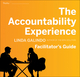 The Accountability Experience Deluxe Facilitator's Guide Set (0470610220) cover image