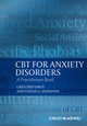 CBT For Anxiety Disorders: A Practitioner Book (0470975520) cover image