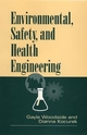 Environmental, Safety, and Health Engineering (0471109320) cover image