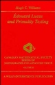 Edouard Lucas and Primality Testing (0471148520) cover image