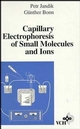 Capillary Electrophoresis of Small Molecules and Ions (0471188220) cover image
